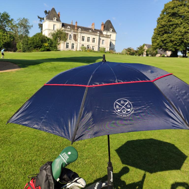 Le parapluie de golf Le Bazar des GolfeursAccessoires