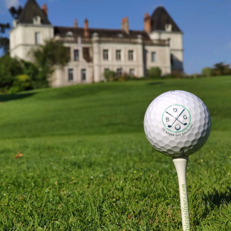 Les balles de golf logotées Le Bazar des GolfeursAccessoires