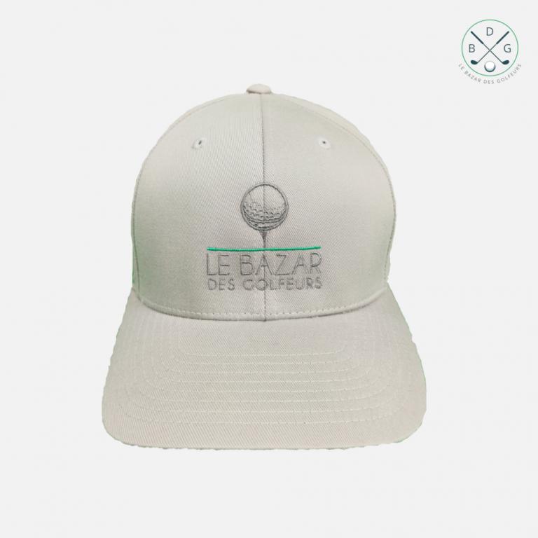 La casquette grise de golf - Le Bazar des GolfeursFin de série