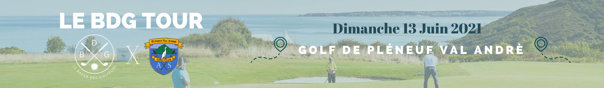 Compétition de golf BDG Tour